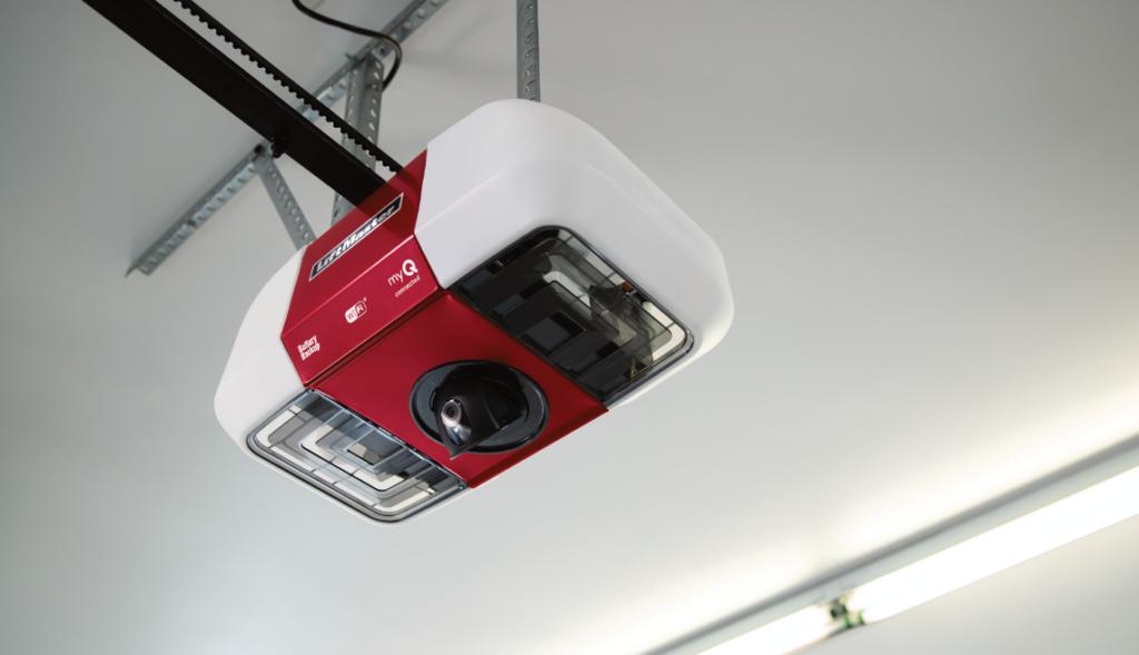 Liftmaster Garage Door Opener With Smart Camera