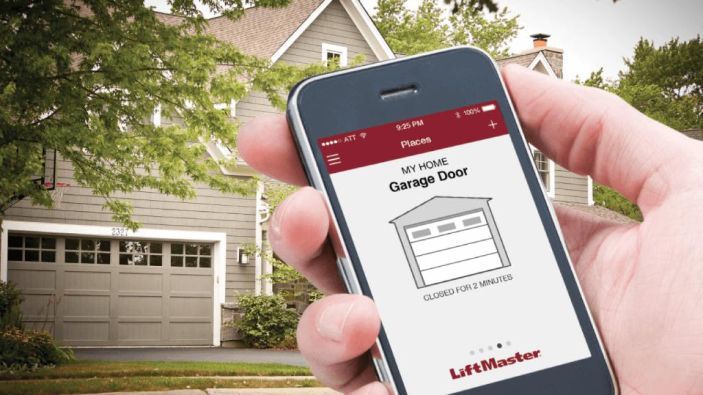 LiftMaster Garage Door App